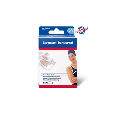 Leukoplast aqua pro - Pansements adhésifs transparents