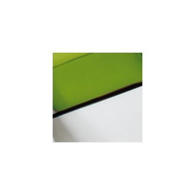 Fauteuil de pédicurie - MOON COMFORT - Vert Bambou - Accoudoirs Blanc - Ruck