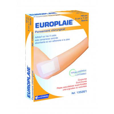 Pansements Stériles EUROPLAIE