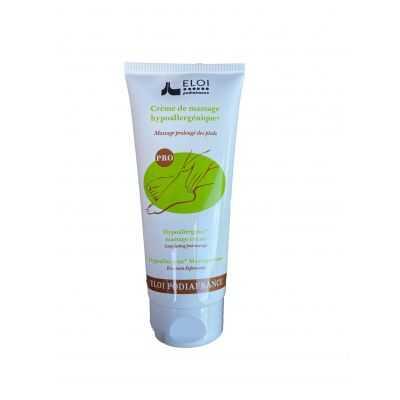Crème neutre de massage hydratante hypoallergénique - 200 ml - Eliderma