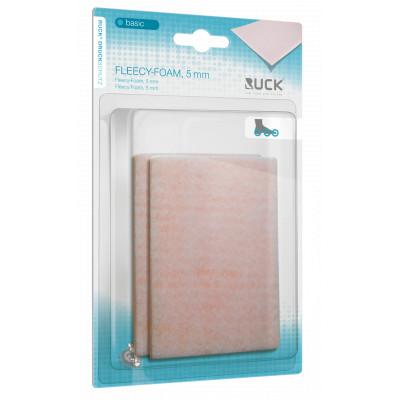 Fleecy Foam - 2 plaques - 7,5 x 11,6 cm - Épaisseur : 5 mm - Ruck