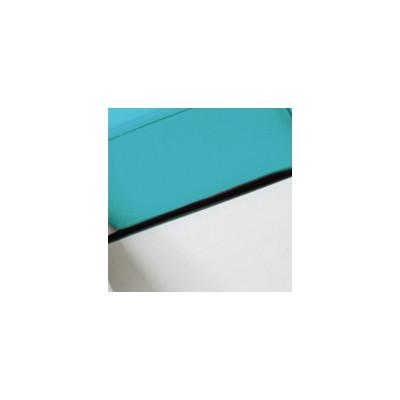 Ensemble - Fauteuil de pédicurie PROFESSIONAL + Siège praticien BIOSWING - Turquoise - Dossier blanc - Ruck