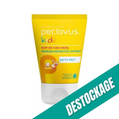 Crème pour enfants de la tête aux pieds - 30ml - Peclavus