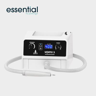 Micromoteur à aspiration sans charbon Vortix 3 LED - Essential by My Podologie