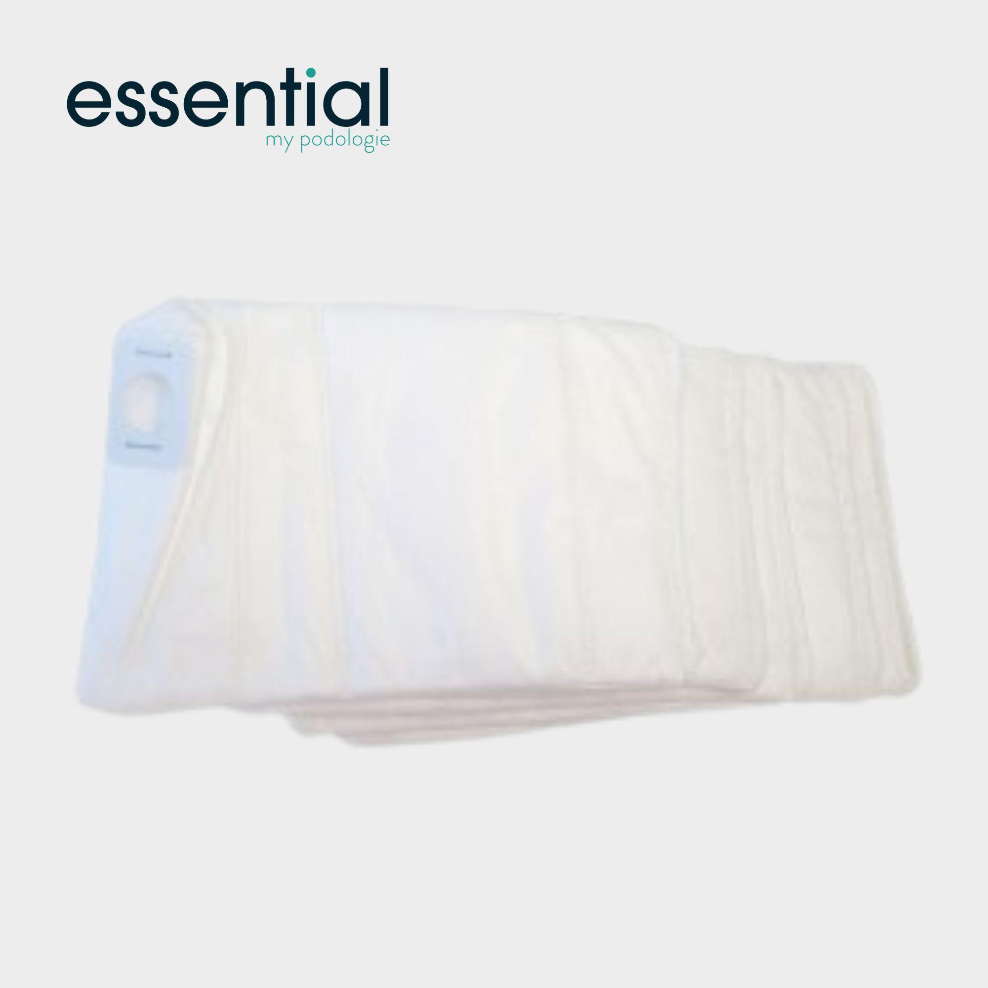 Kit sachet de filtre - 5 pièces - Vortix - Essential by My Podologie
