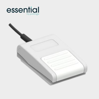 Pédale ON/OFF pour micromoteur Vortix 3 et 3 Led - Essential by My Podologie