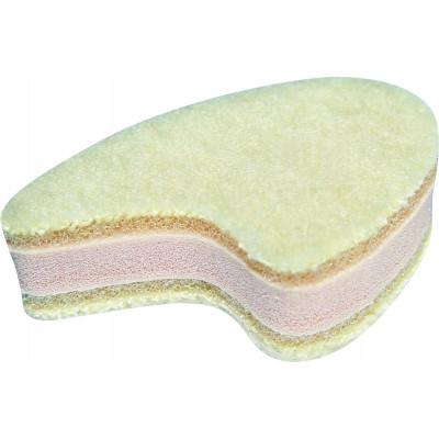 Écarteur d'orteil en mousse latex - 3 pièces