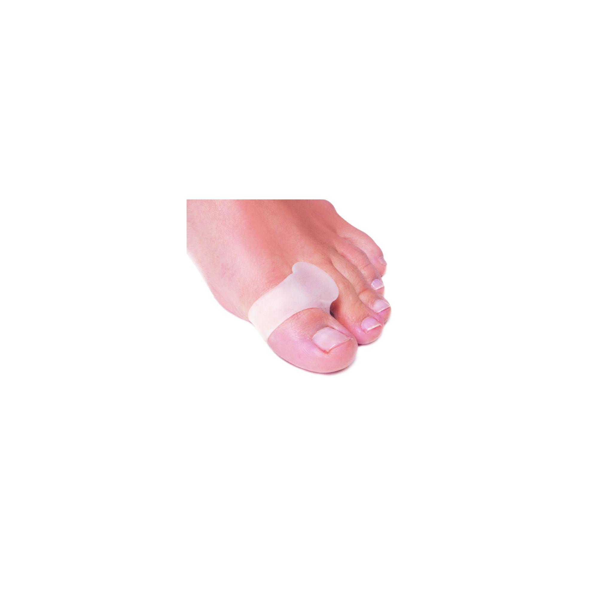 Écarteur d'orteils avec anneaux de gel incormporé - 1 pièce