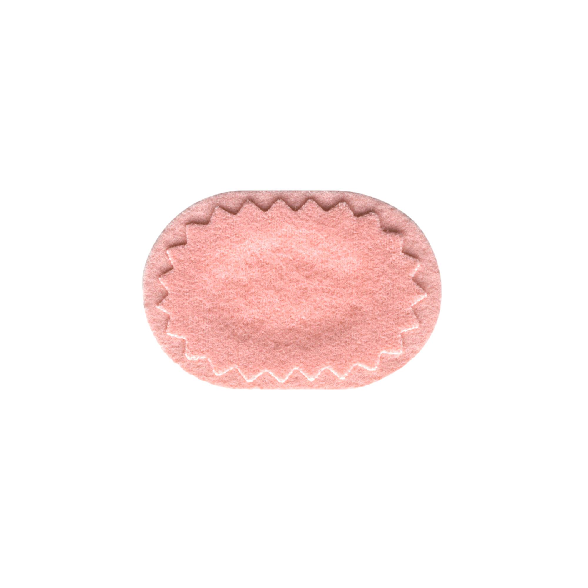 Patchs grand format protecteurs en feutre adhésif - Forme rectangulaire - Paquet de 4 pièces