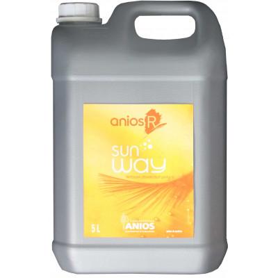 Nettoyant Sun Way - Sols et Surfaces - Désinfectant Parfumé - 5L - Anios