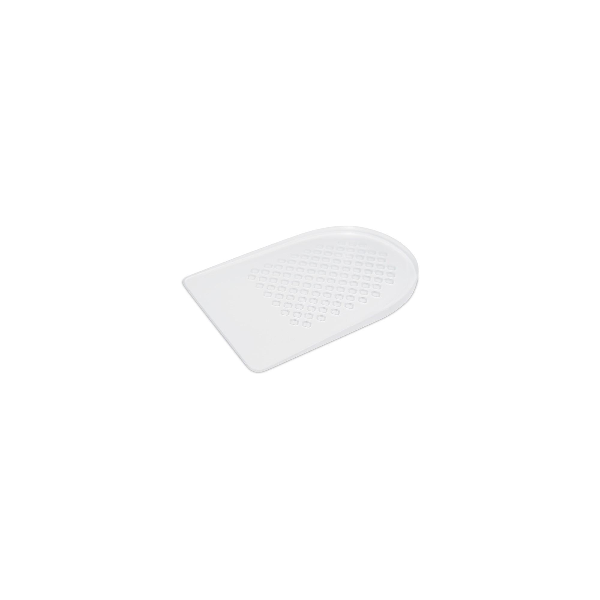 Talonnette de gel adhésive - Epine calcanéenne - Tendinites - 2 pointures disponibles