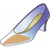 Coussinet en silicone - Idéal pour les chaussures à talons hauts - 1 paire