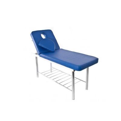 Table de massage fixe 2 panneaux en acier