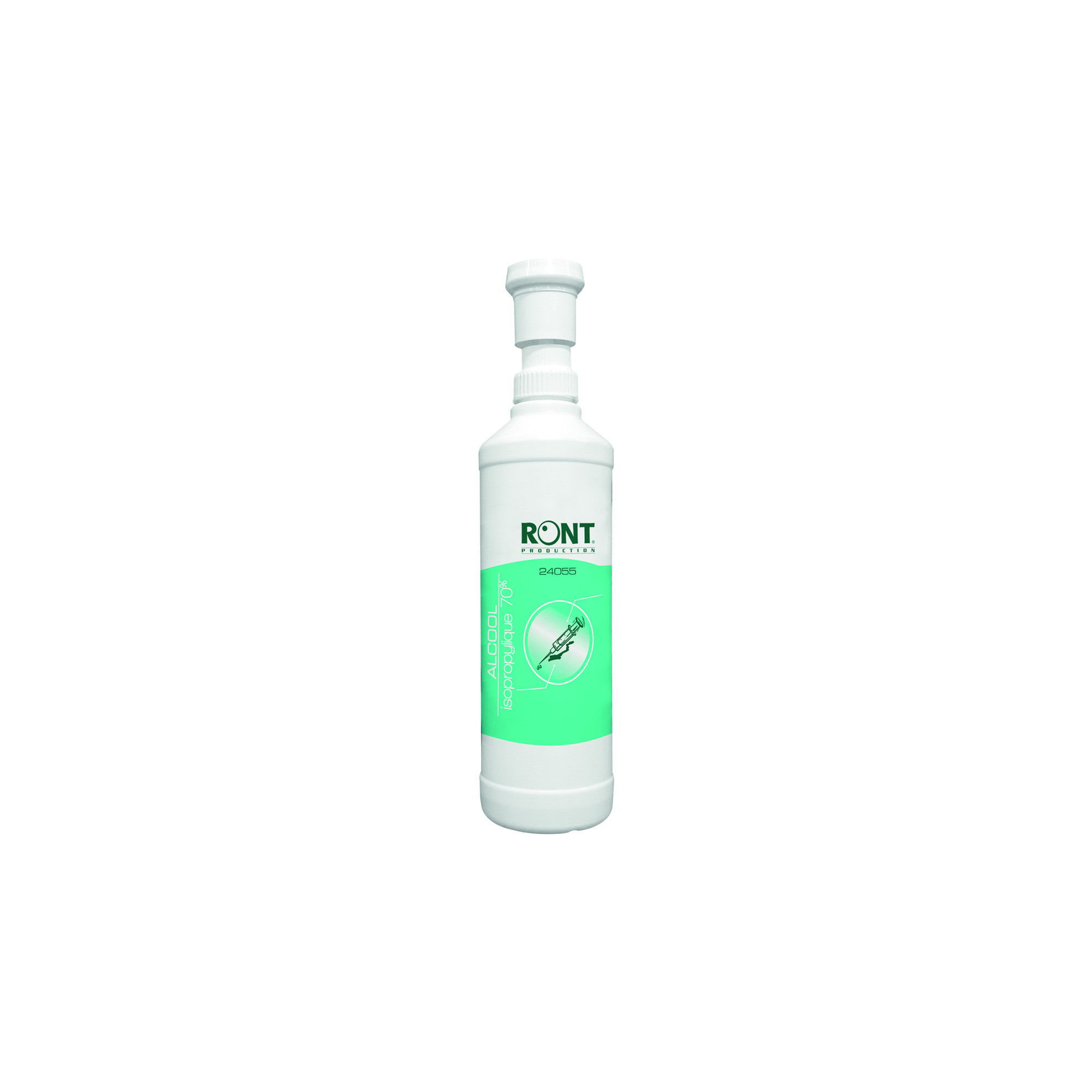Dish alcool isopropylique 70% - 500ml - Ront