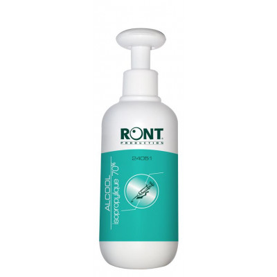 Dish alcool isopropylique 70% - 250ml - Ront