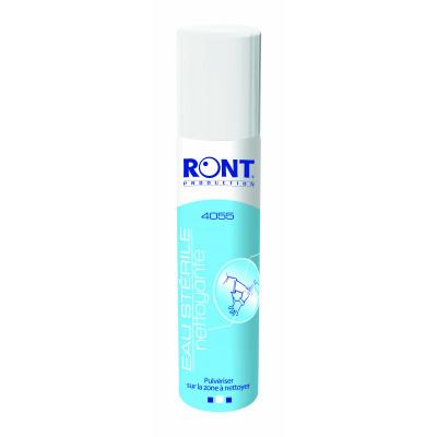 Eau stérile nettoyante - 50 ml - Ront