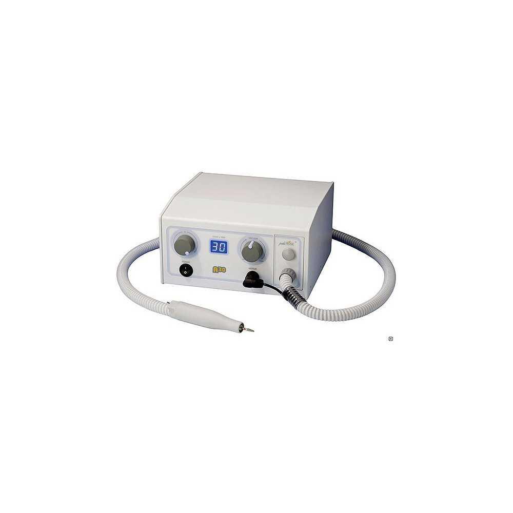 Micromoteur avec aspiration Podotronic 30 000 tr/min