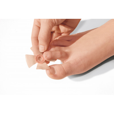 Pansement pour orteils - 2 pièces - 1 x 7 cm - Ruck