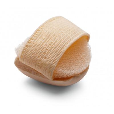 Protection pour orteil en mousse caoutchouc recouverte de jersey - Doux et confortable - 3 tailles disponibles - 1 pièce - Ruck