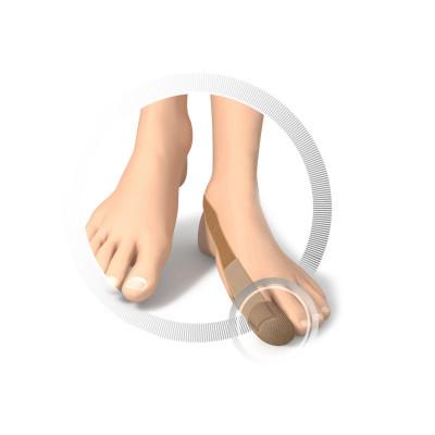 Bandage pour protection contre Hallux Valgus - 2 tailles disponibles - 1 paire - Ruck