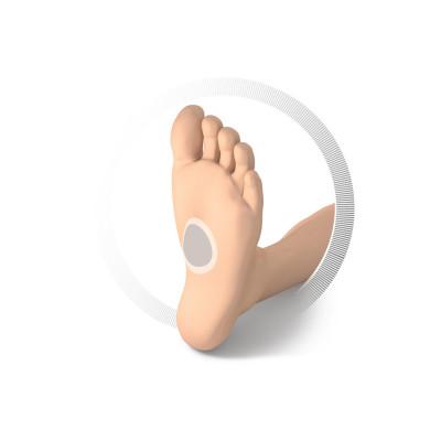 Pads de protection contre les douleurs - 1 paire - 3 tailles disponibles - Ruck