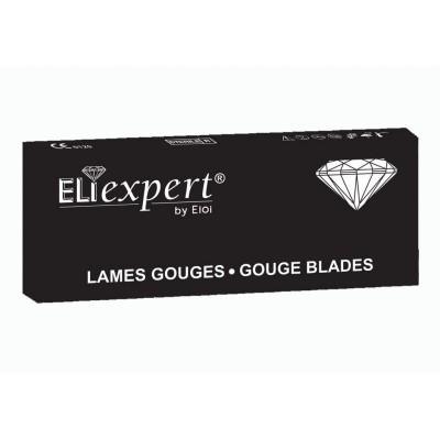 Lames de Gouges Premium Eliexpert Stériles Eloi Podologie