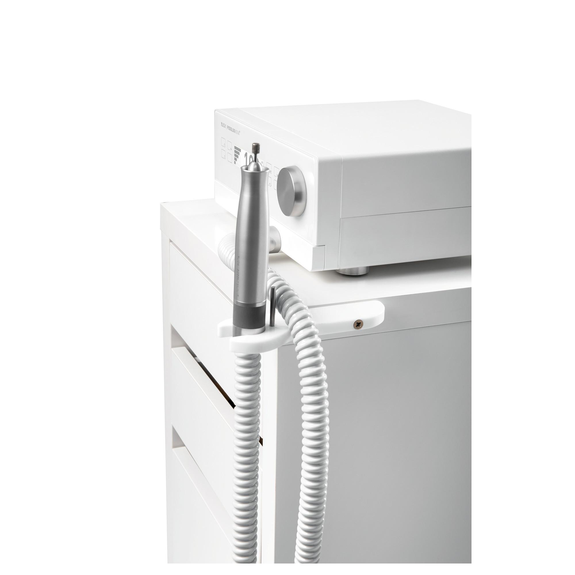Support de pièce à main pour armoire murale ou extérieure