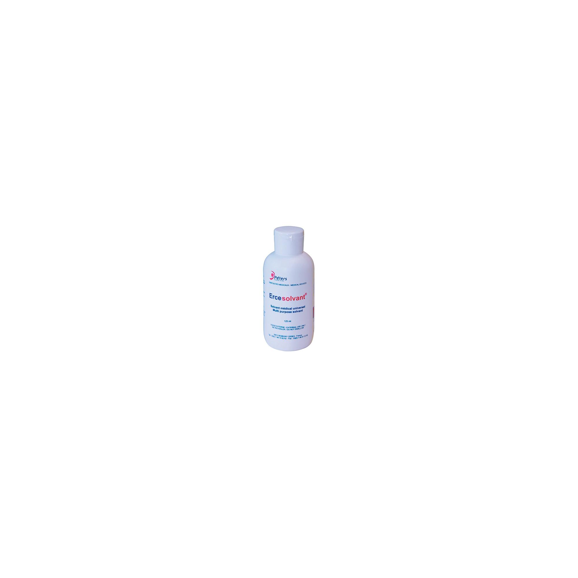 Solvant Médical ercesolvant - 125 ml