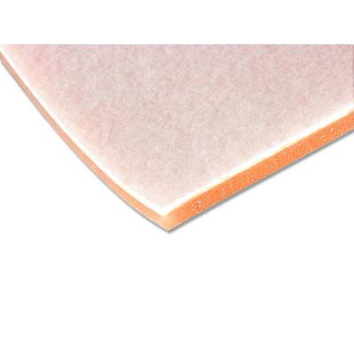 Fleecy Foam - 4 plaques - 22,5 x 45 cm - Épaisseur : 5 mm - Ruck