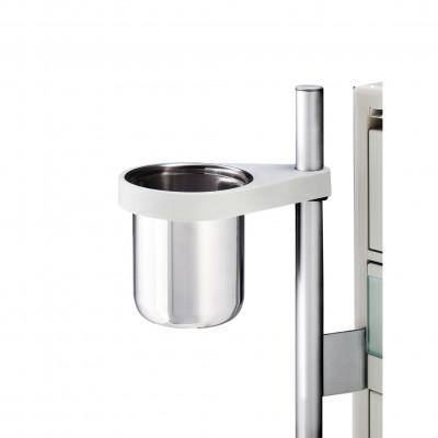 Accessoire Unit Classic - Conteneur de décharge en acier inoxydable - Ruck