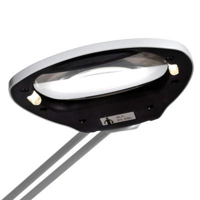 Lampe-loupe articulée WAVE LED - 2 x 6W LED