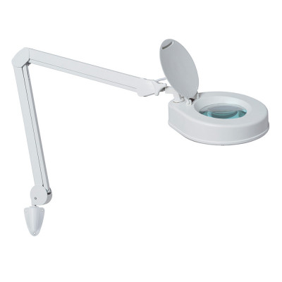 Lampe loupe articulée LUPA HF - 22W - 5 dioptries