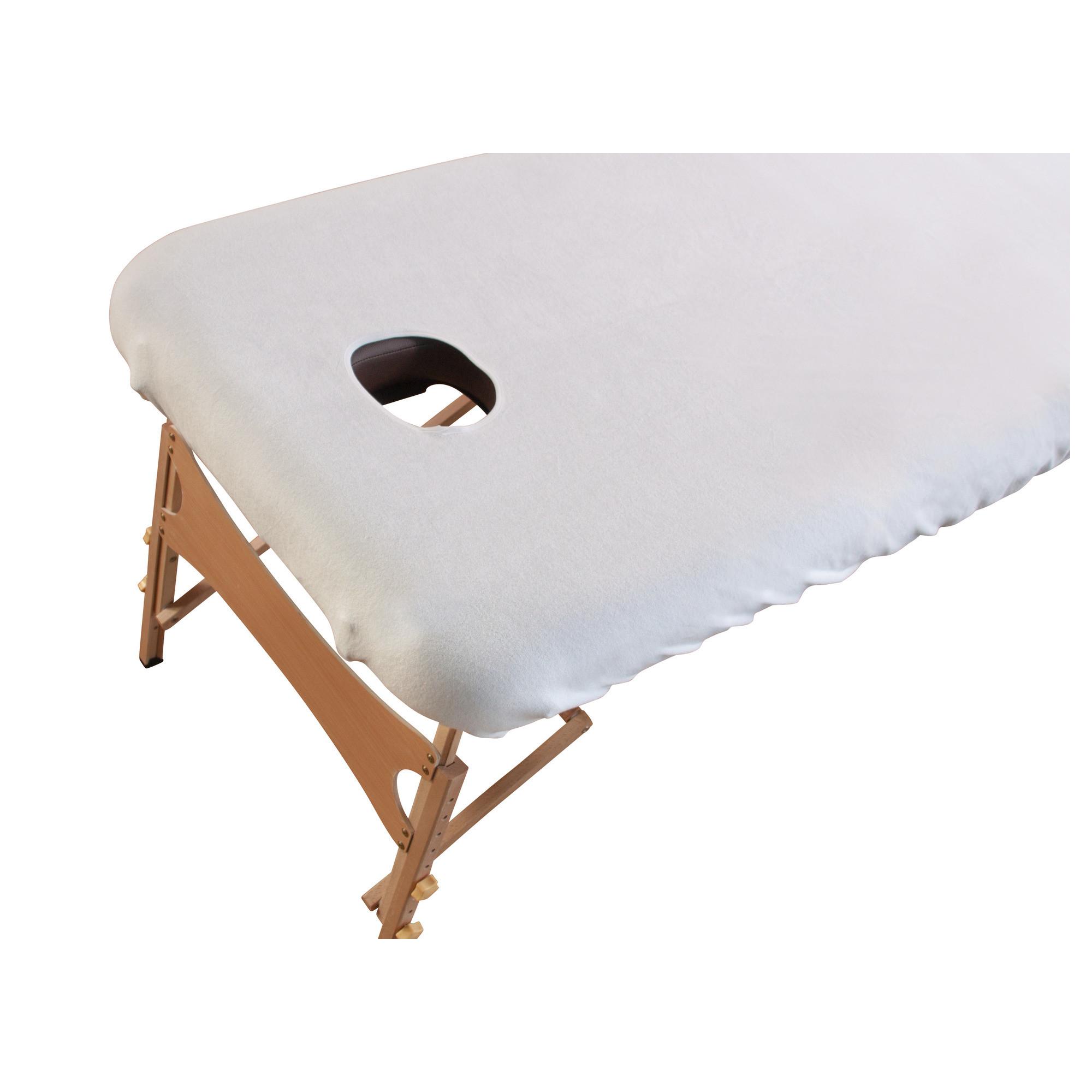 Housse en tissu éponge pour table de massage mobile - Ruck