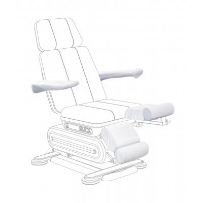 Accessoire Fauteuil - Housse de protection jetable pour rouleaux de talon - Stella et Comfort - Ruck