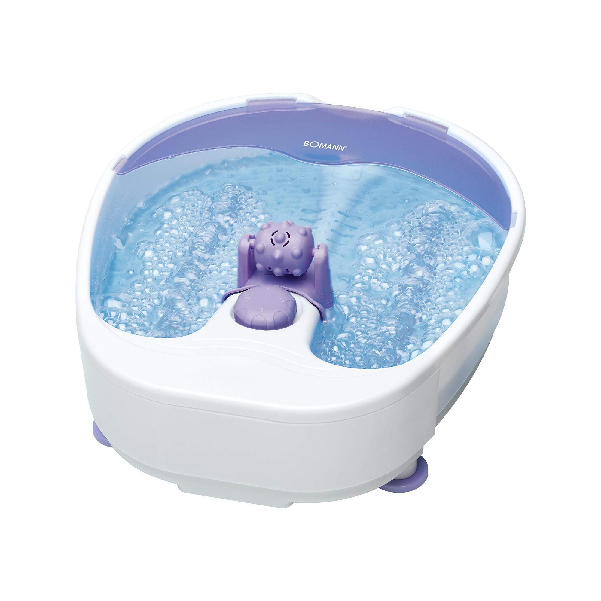 Bain de massage pour pieds - Réfléxologie plantaire
