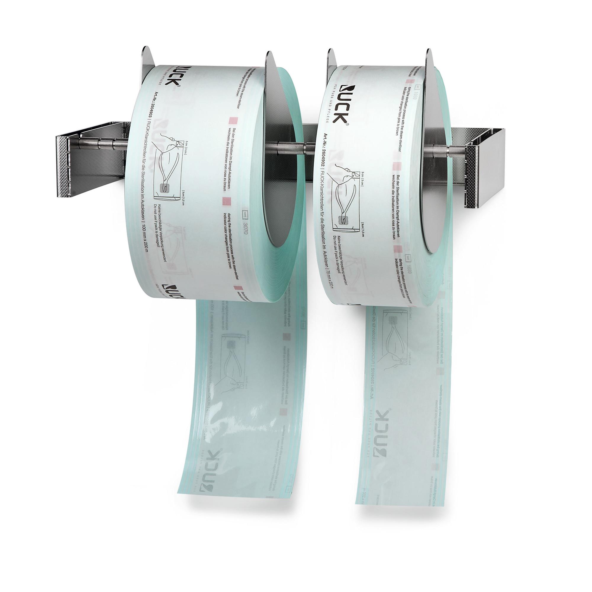 Distributeur gaines de stérilisation - Podolog Seal Rollenhalter - Ruck