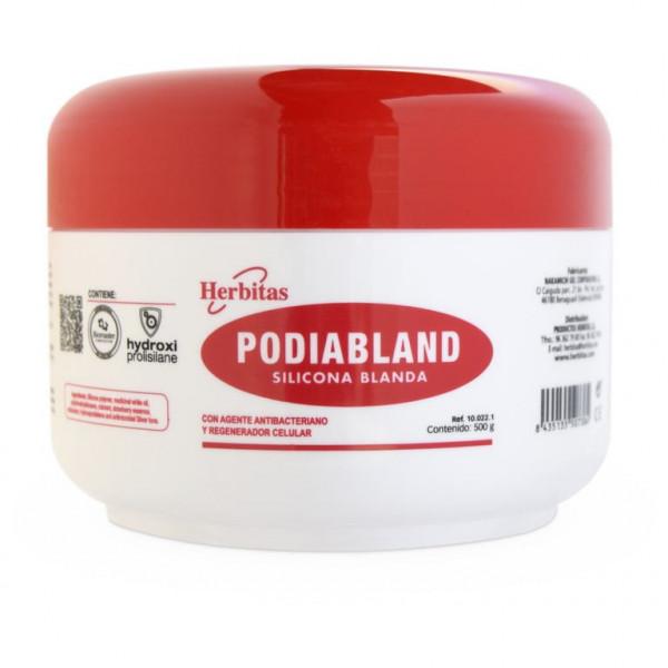 Silicone - Dureté moyenne - Shore A 12-15 - Podiabland