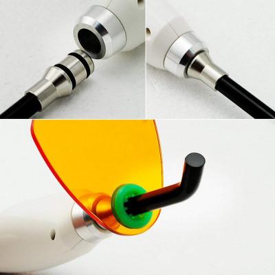 Lampe LED à photopolymériser - Sans fil - 1800 mW / cm² - Blanche