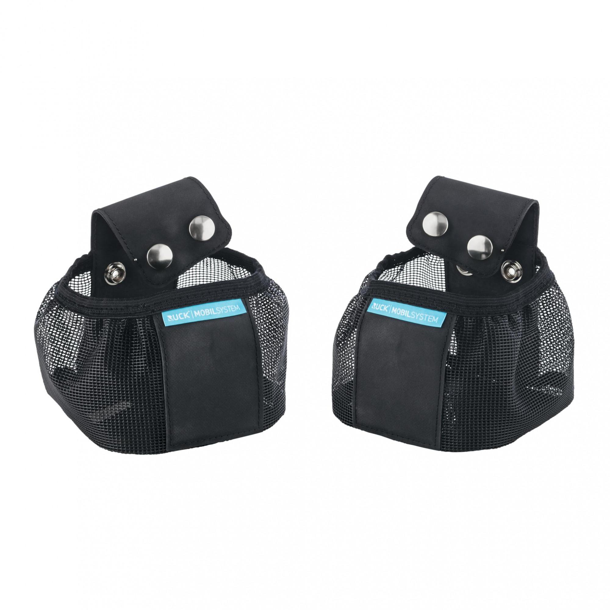 2 poches latérales pour l'unité technique - Ruck