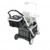 Kit de fixation pour sacoche de transport S sur Clax Mobil - Ruck