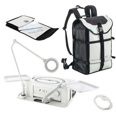 Pack - Rucksack + Micromoteur Nova / Eco / One + Lampe Circle S - Ruck