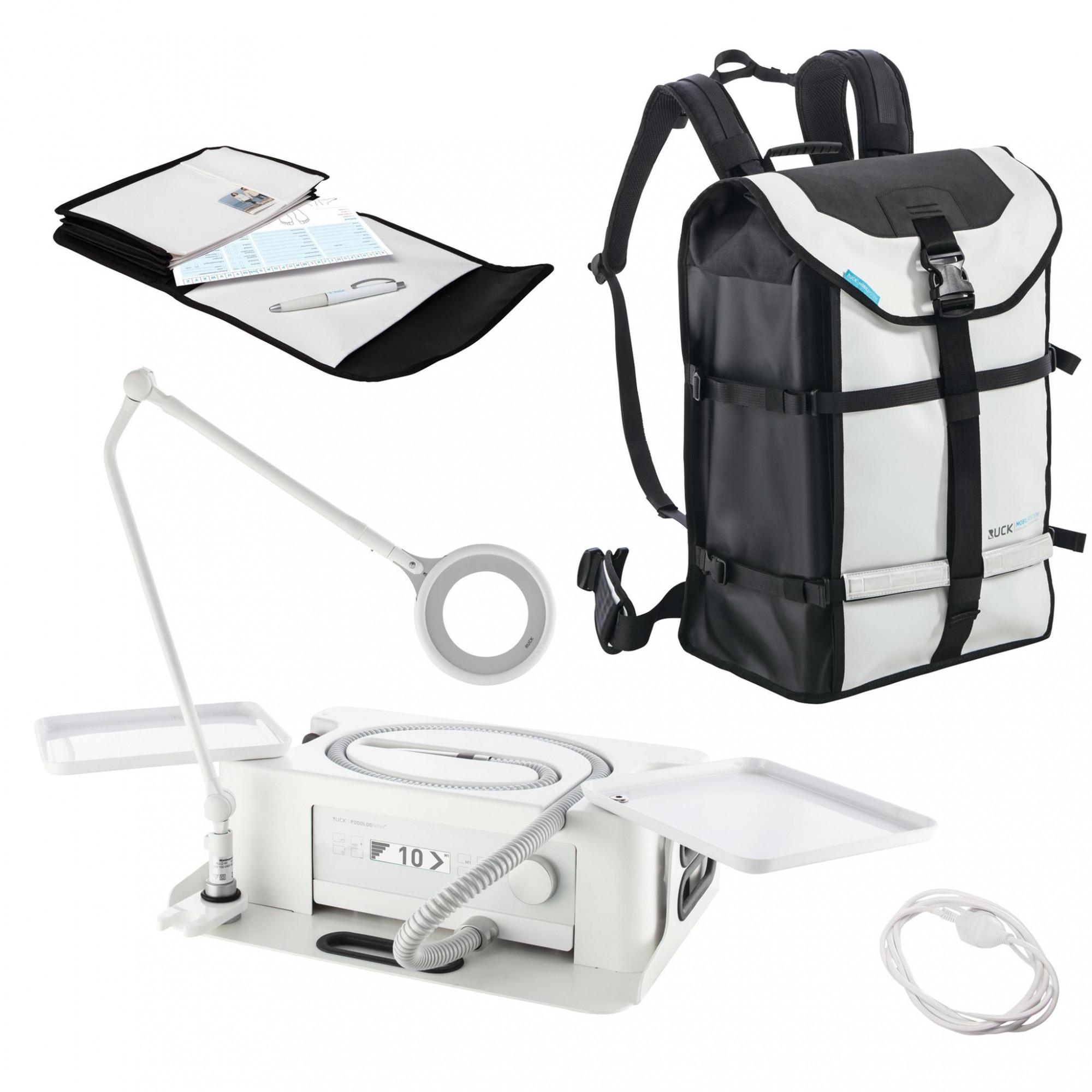 Pack - Rucksack + Micromoteur Nova / Eco / One + Lampe Circle S - Ruck