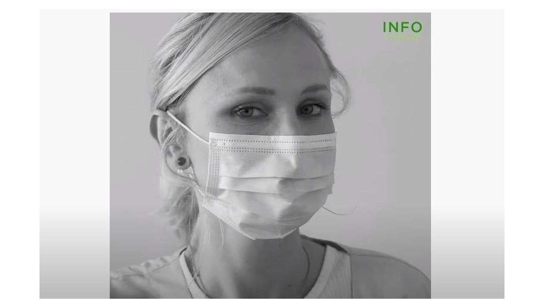 « Si tu portes un masque, fais le bien! »